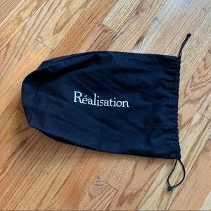 Realisation Dust Bag